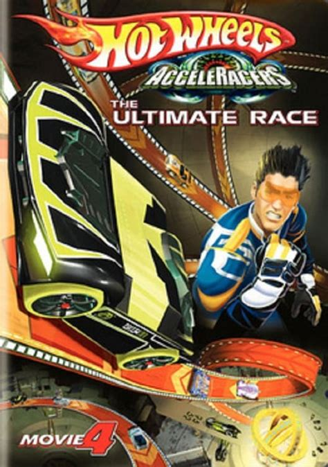 hot wheels acceleracers  ultimate race