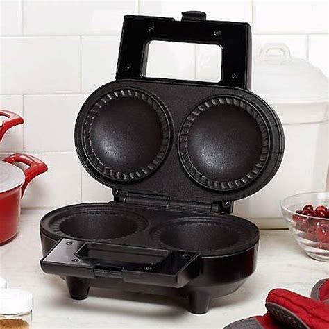 wolfgang puck kitchen appliances wolfgang puck pie maker black home garden kitchen dining