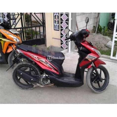 Bekasi Motor Beat Bekas honda beat tahun 2013 warna merah surat ada harga murah