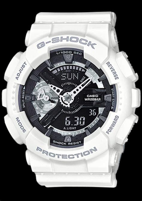 Casio G Shock Gma S110cw 7a1 casio g shock gma s110cw 7a1 pude蛛ko alletime