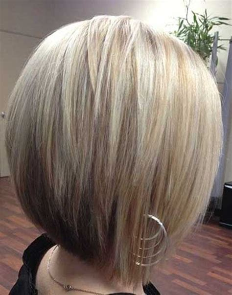 unde layer of hair cut shorter 25 best layered bob pictures bob hairstyles 2017 short