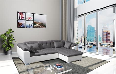 Grey And White Sofa by We Sell Any Sofas Crushed Velvet Leather Fabric Corner