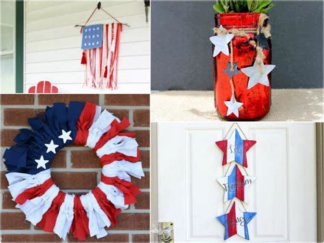 flag decorations for home 15 diy patriotic home decor ideas mm 158 domestically
