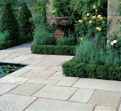 Vintage Garden by Vintage Limestone Grey Garden Paving Stonemarket