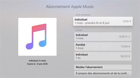 apple music pc g 233 rer votre abonnement 224 apple music sur votre iphone