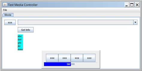 java layout width java gridbaglayout height of one row causes the width
