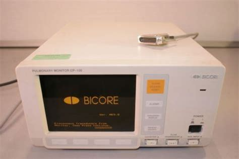 Sale Cp 7555a 100 used biochem bicore cp 100 monitor for sale dotmed listing 863859