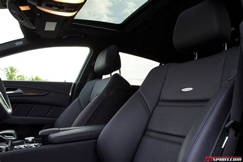 Mercedes Cls 63 Amg Interior by Road Test Mercedes Cls 63 Amg Shooting Brake