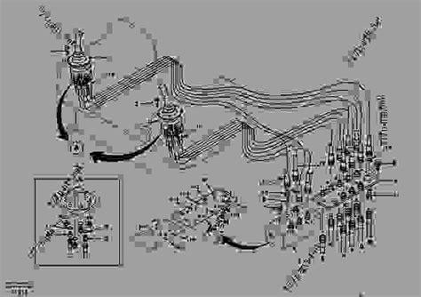 jcb hydraulic diagram jcb free engine image for