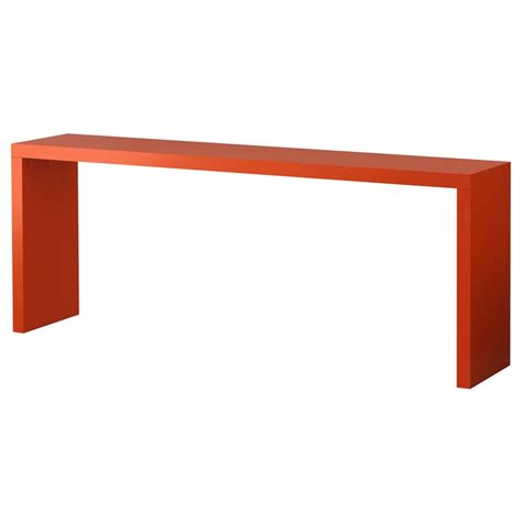 ikea malm occasional table malm occasional table orange ikea taller version for