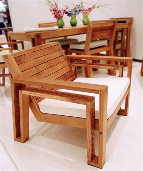 woodwork    outdoor chairs  plans