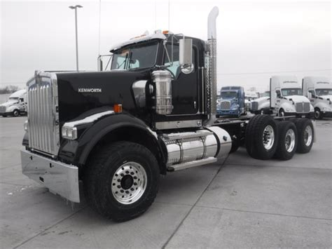 2017 kenworth w900 kenworth w900 cab chassis trucks for sale used trucks on