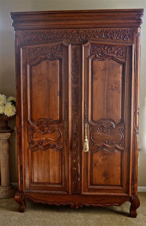 vintage wardrobe armoire 17 best ideas about antique wardrobe on pinterest