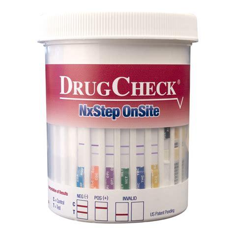 drugcheck nxstep urine test 10 panel