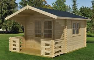 installer un chalet en bois dans jardinbois extension