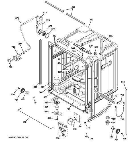 ge refrigerator parts diagram awesome ge ge cafe