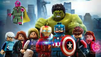 Lego marvel s avengers out now over 200 characters to unlock