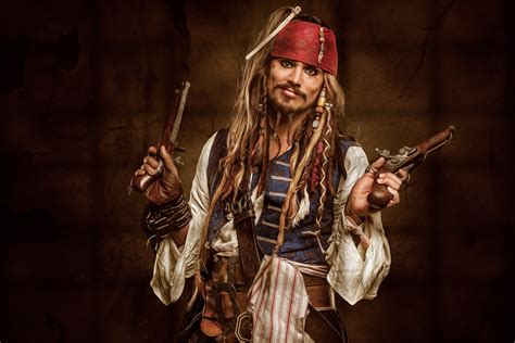 how to create a captain jack sparrow pirate costume captain jack sparrow by calvinhollywood on deviantart