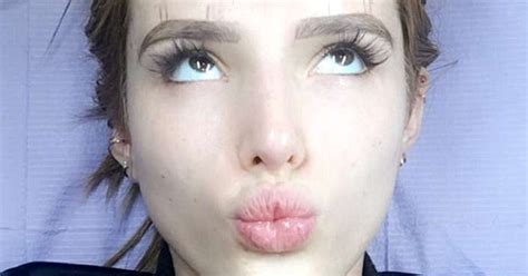 celebrities with tattooed eyebrows thorne gets eyebrows tattooed pics us weekly