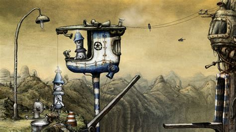machinarium apk free machinarium android free machinarium unique quest for android