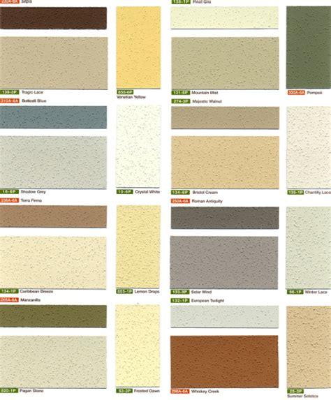 stucco color chart imasco color chart