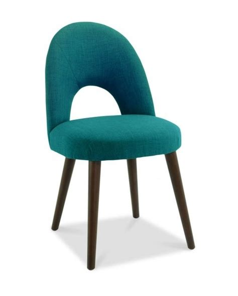 teal occasional chair design ideas bentley designs oslo walnut teal fabric upholstered