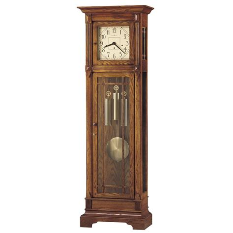 grandfather clock howard miller grandfather clock greene 610804