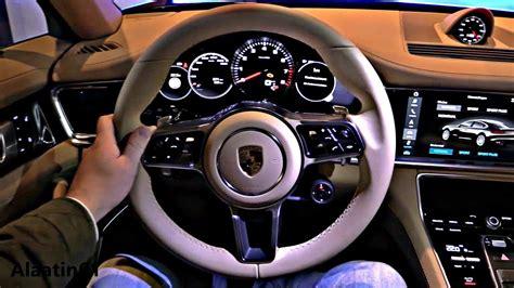 2019 Porsche Interior 2019 porsche panamera interior