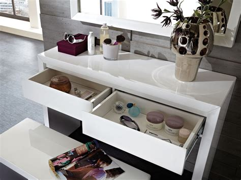 holzmöbel bad konsole badezimmer keramik ciltix sammlung