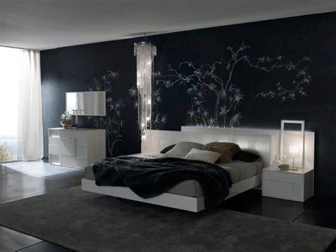 Bedroom Black White ? 44 Interior Design Ideas With A Classic Look ? Fresh Design Pedia