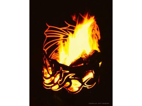 feuerschale glas drachenfeuer tolle feuerstelle