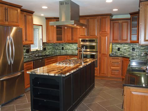 Model Kitchen Designs Custom Kitchen Remodeling And Modern Design By Atmosphere Builders