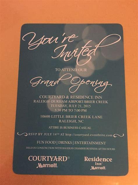 invitation card design for grand opening elegant invitation card design for a hotel grand opening