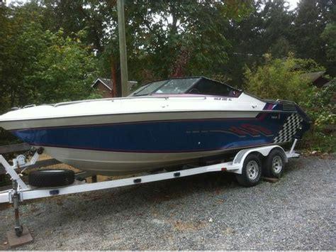 bowrider boats for sale ottawa gatineau 22 ft wellcraft scarab bowrider north saanich sidney
