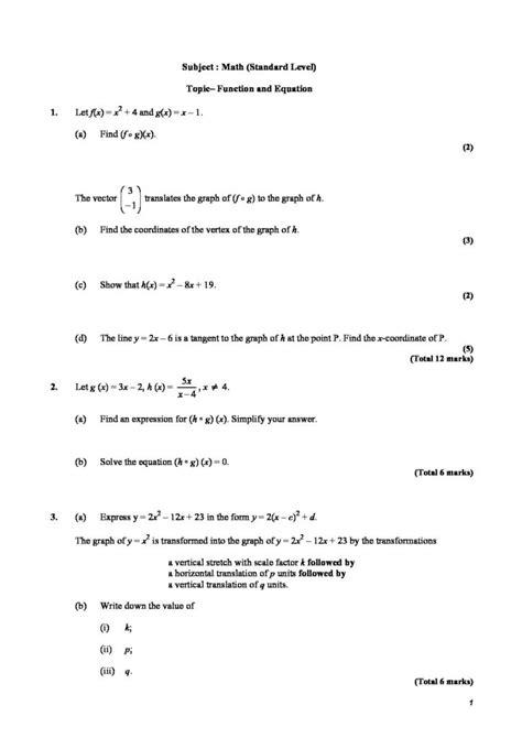 post  practice worksheet  questions