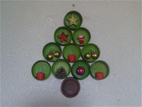 ideas de como hacer arbol navide241o con latas recicladas reciclarte 193 rbol de navidad
