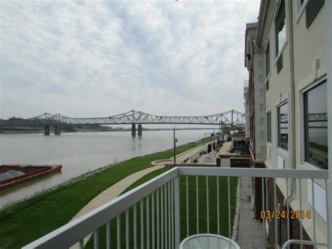 Comfort Inn Natchez by Natchez Bridge From The Motel Patio Picture Of Comfort