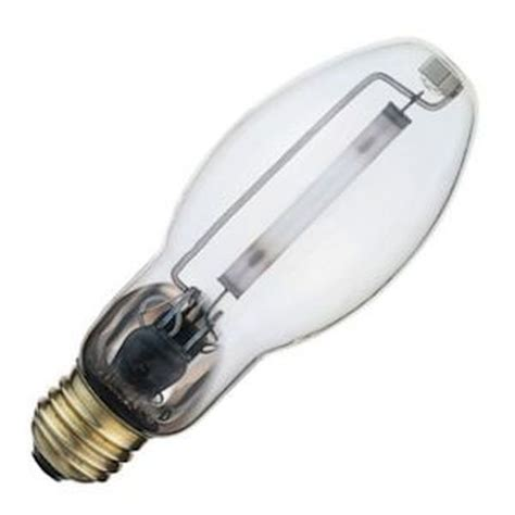 Lu Hid ushio 5000040 lu 100 med ed17 e26 high pressure sodium light bulb elightbulbs