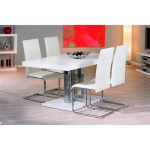 Bien Table De Salle A Manger Avec Chaise Pas Cher #5: table-de-cuisine-blanc-palaz.jpg