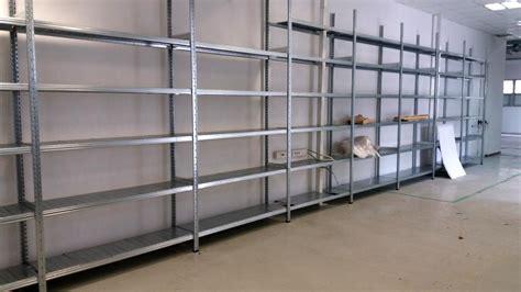 scaffali metallici offerta prezzi scaffalature metalliche prezzi scaffali metallici