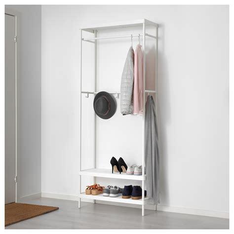 ikea shoe rack mackap 196 r coat rack with shoe storage unit 78x193 cm ikea
