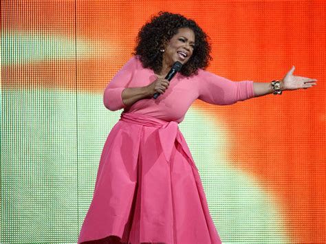 Oprah Sweepstakes 2016 - 5 ah mazing things we learned from oprah s private weight watchers q a