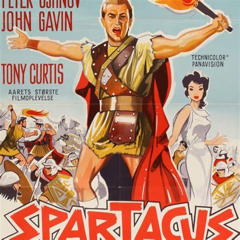 film genre kolosal kirk douglas dari budak hingga nabi film kolosal