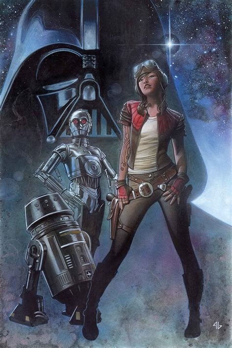 aphra character comic vine crash course get to know doctor aphra before her new series