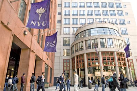 Nyu Mba Essay Questions by Business School Admissions Mba Admission