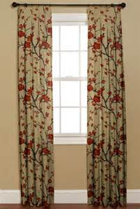 chinoiserie curtains chinoiserie chic clarence house flowering quince