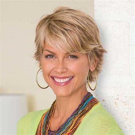 15 best short hair styles for women over 60 short photo gallery of short haircuts for women over 50 viewing