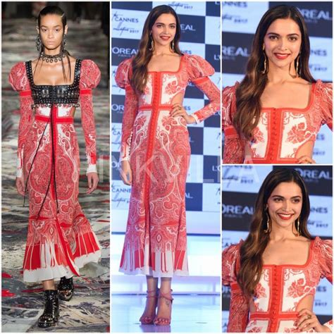Yay Or Nay Kidmans Butterfly Mcqueen Gown At Cma Awards by Yay Or Nay Deepika Padukone In Mcqueen Pinkvilla