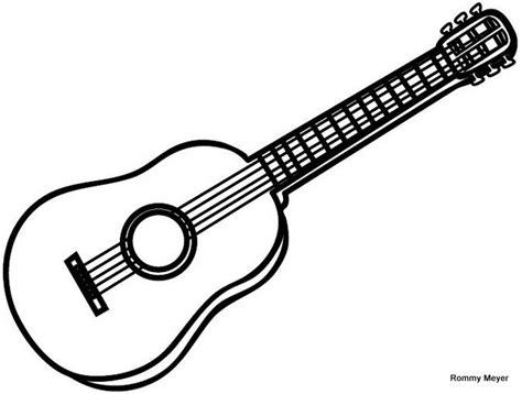 imagenes de guitarras rockeras para colorear guitarra wchaverri s blog