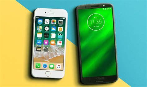 iphone 6s vs moto g6 plus vale a pena comprar um iphone antigo ou um motorola novo